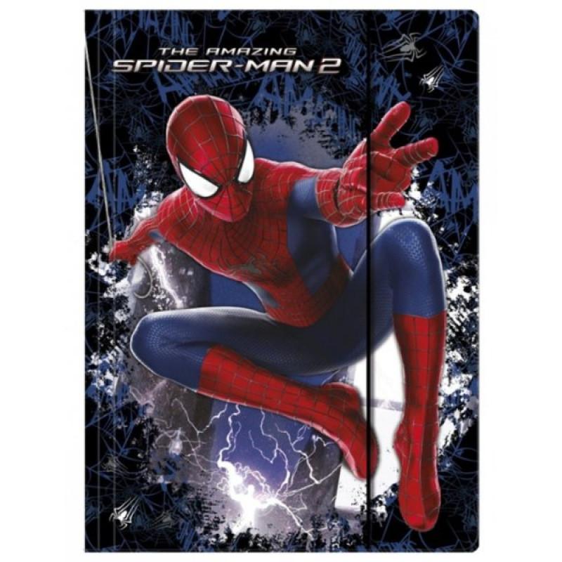 Složka na sešity Spiderman