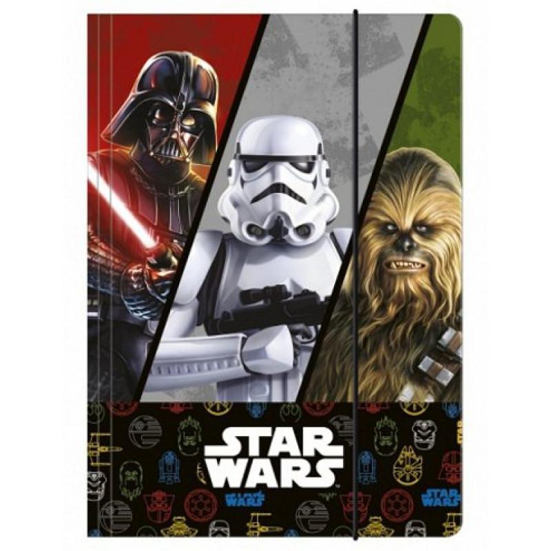 Složka na sešity Star Wars