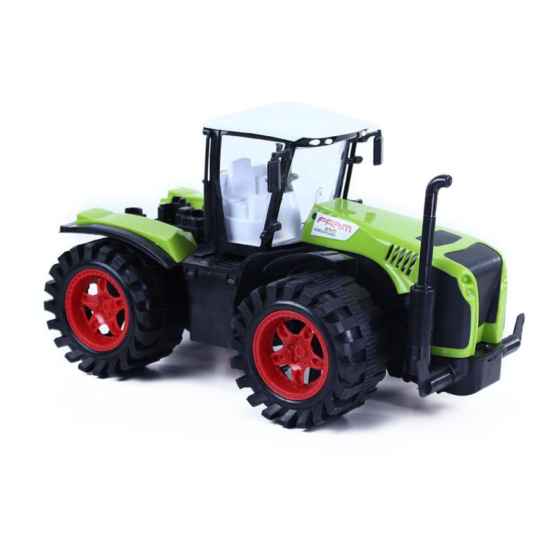 Traktor obrovský s variabilní kabinou