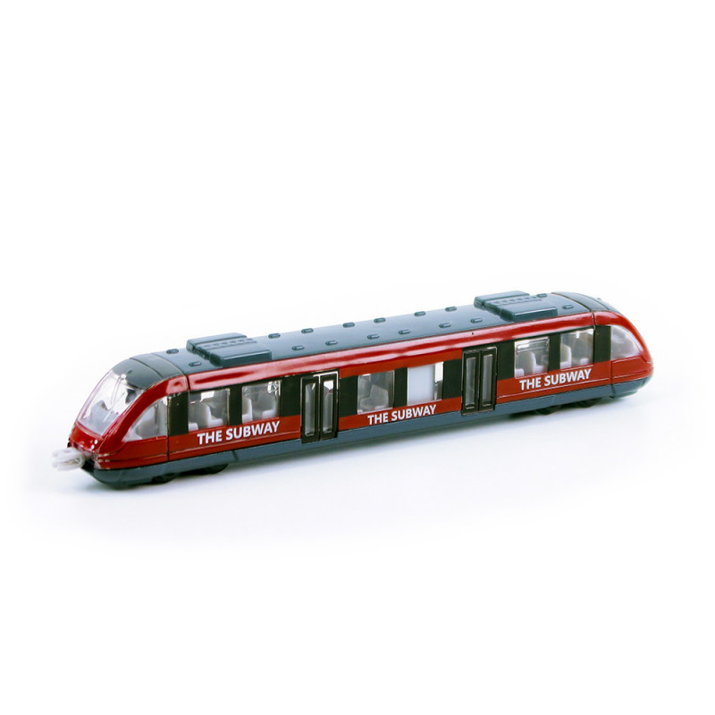 Vlak moderní kov