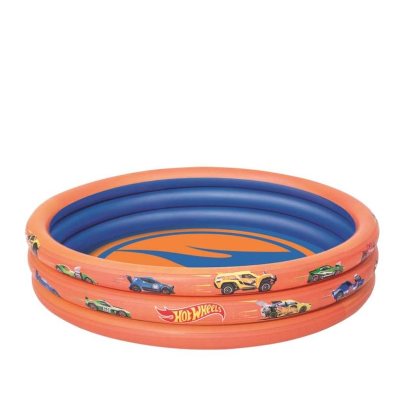 Nafukovací bazén Bestway Hot Wheels