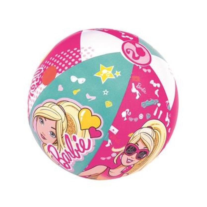 Nafukovací plážový balón Barbie