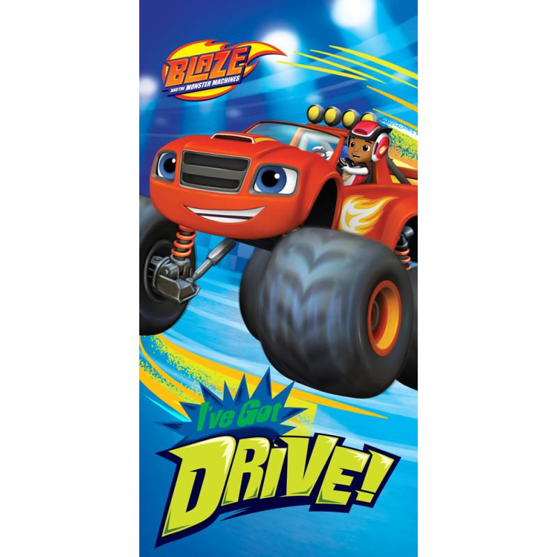 Osuška Blaze Monster Truck Drive