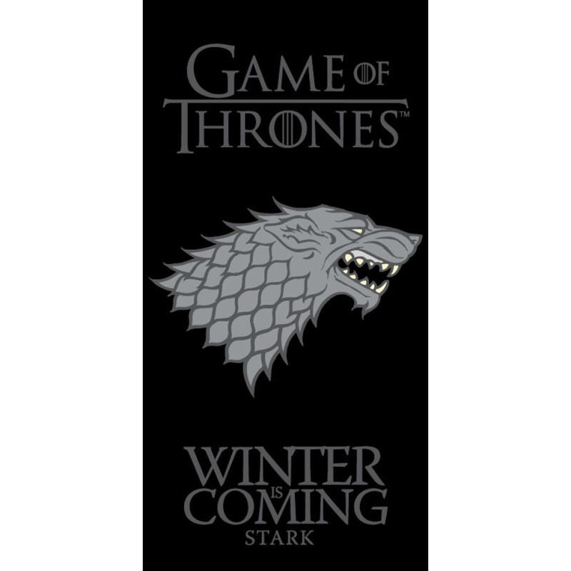 Osuška Hra o Trůny Winter is Coming