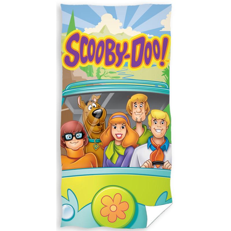 Osuška Scooby Doo Na cestách