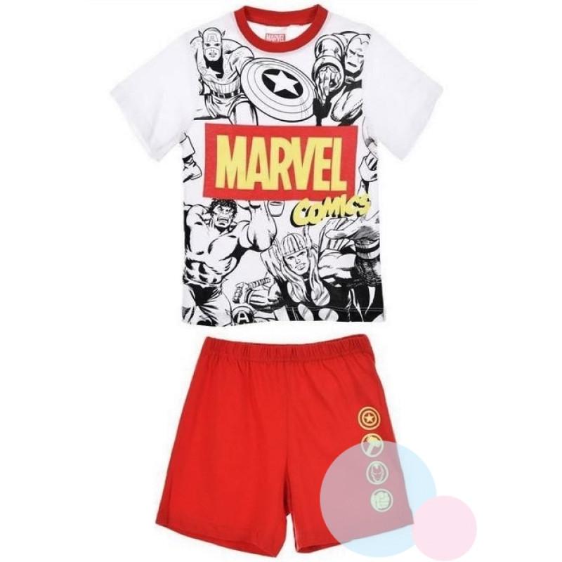 Pyžamo MARVEL COMICS svítící