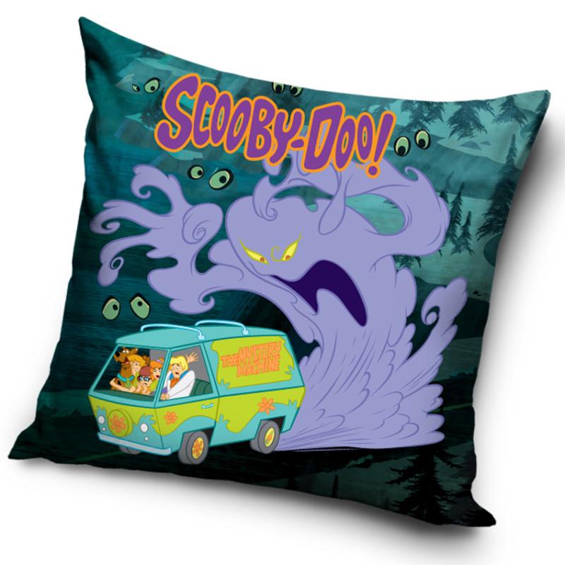 Povlak na polštářek Scooby Doo Strašidelný výlet