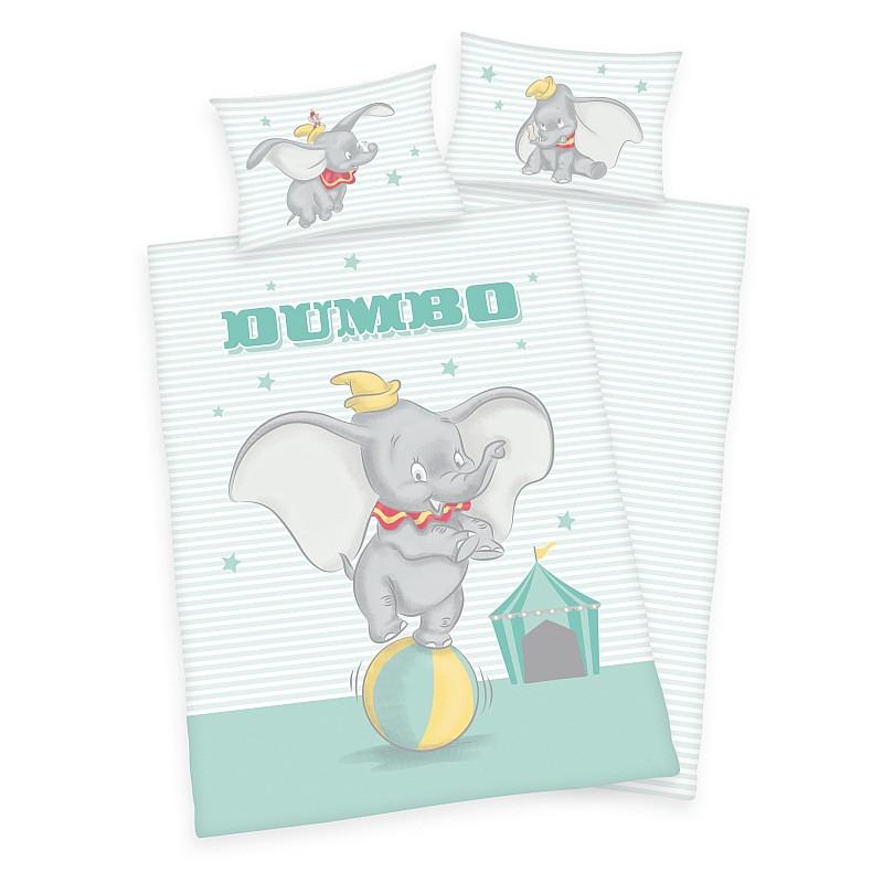 Povlečení do postýlky Dumbo Baby