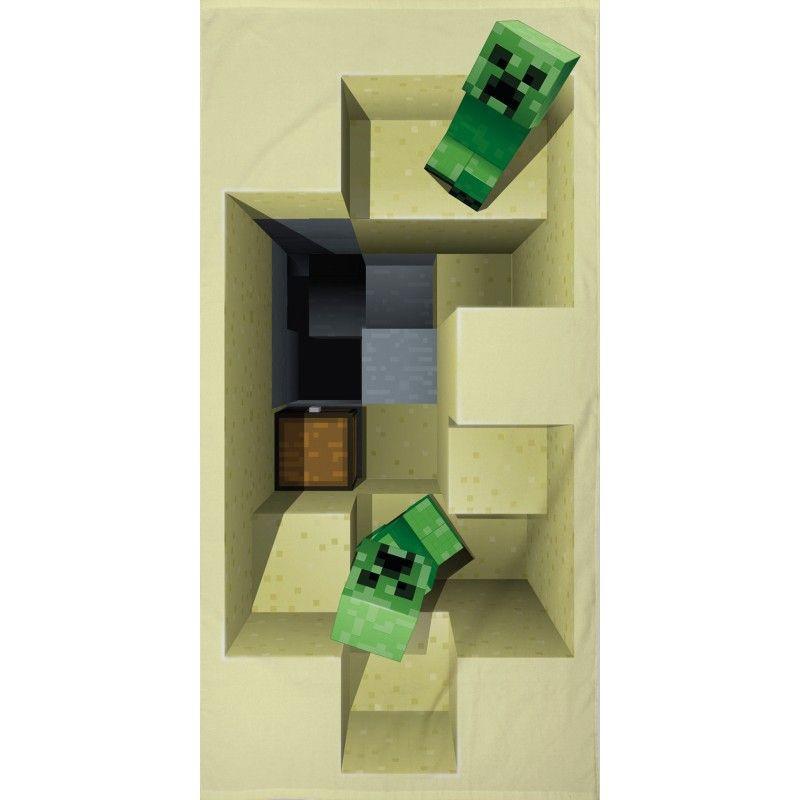 Osuška Minecraft