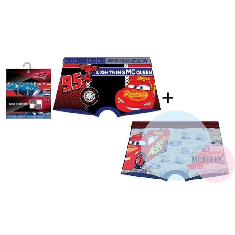 BOXERKY CARS Blesk McQueen 2ks