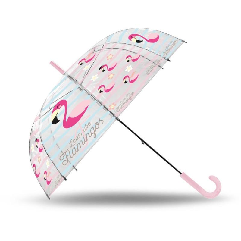 Deštník Plameňák