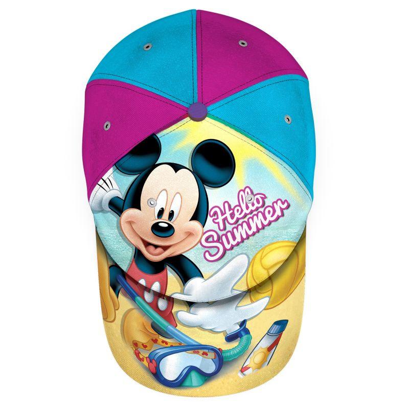 Kšiltovka Mickey potápěč