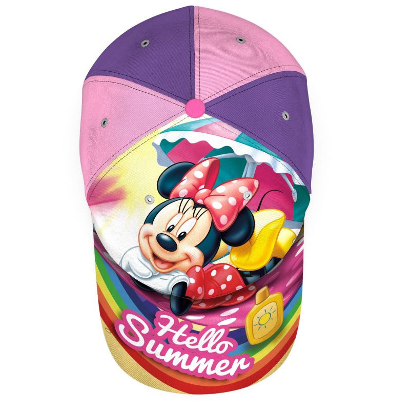 Kšiltovka Minnie Summer