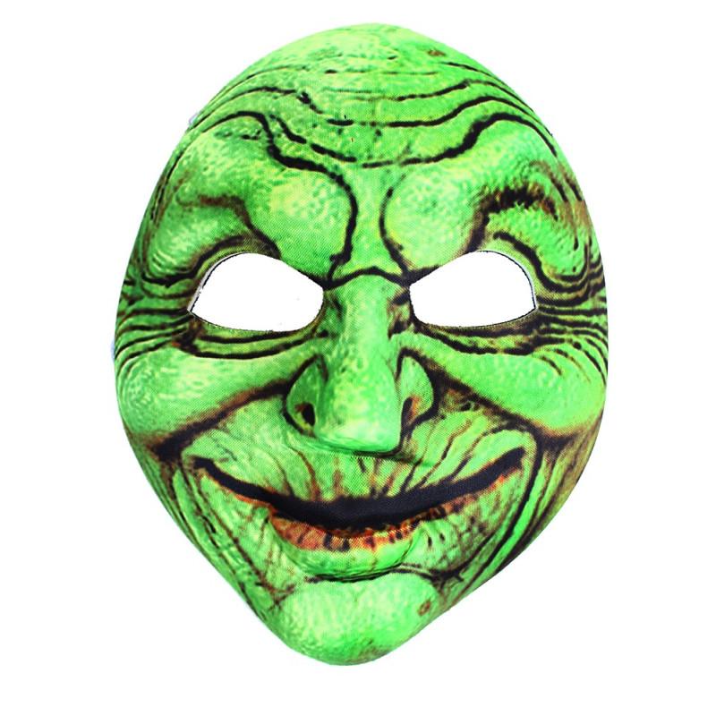 Maska karnevalová čarodějnice