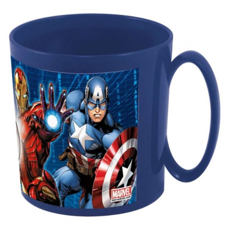 PLASTOVÝ HRNEK Avengers