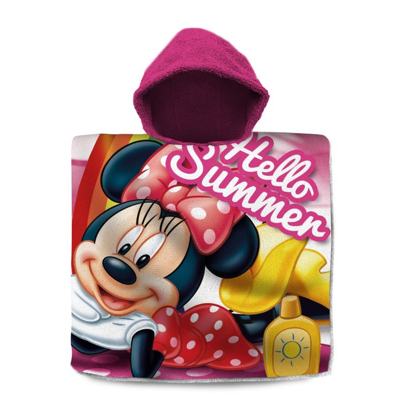 Pončo Minnie Summer