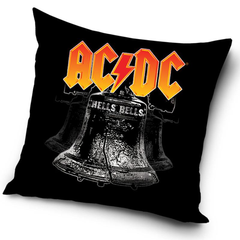 Povlak na polštář AC/DC Hells Bells