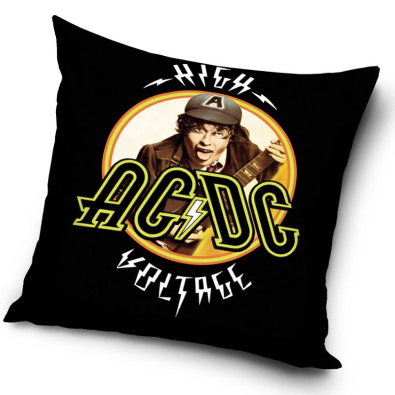 Povlak na polštář AC/DC High Voltage