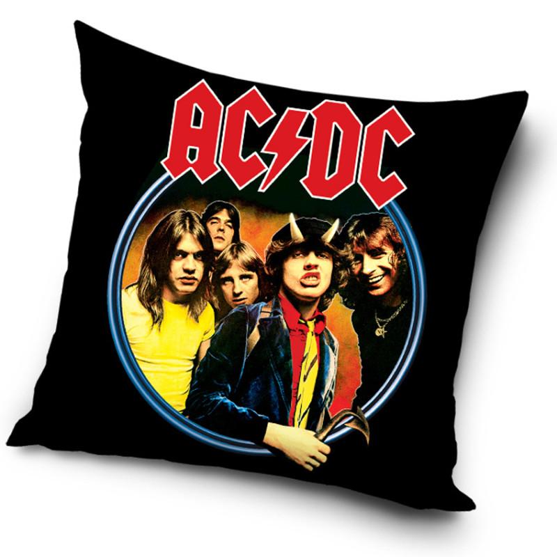 Povlak na polštář AC/DC Highway to Hell