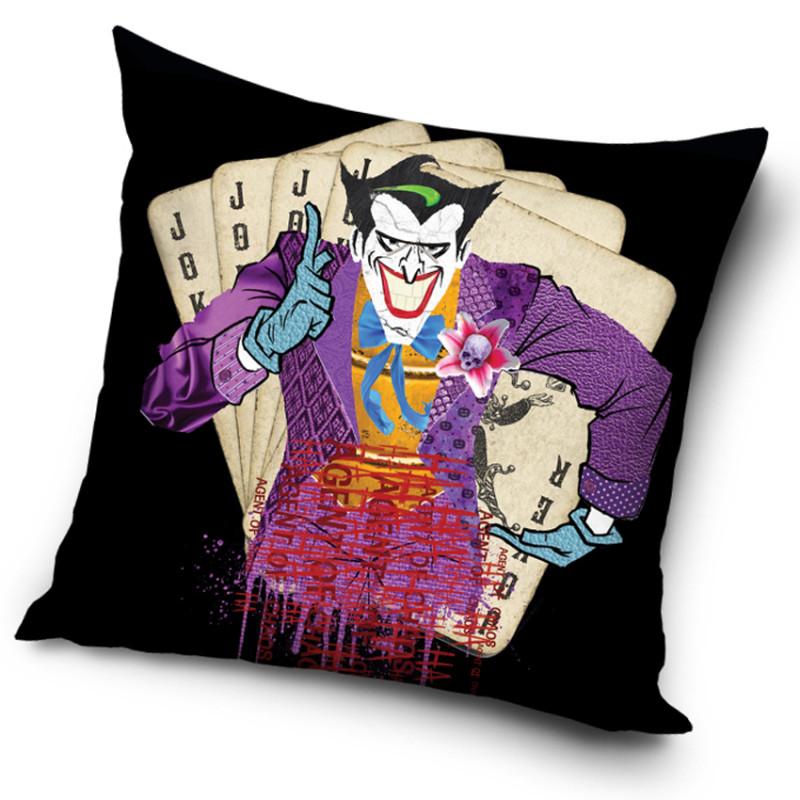 Povlak na polštář Batman Arkham Asylum Joker