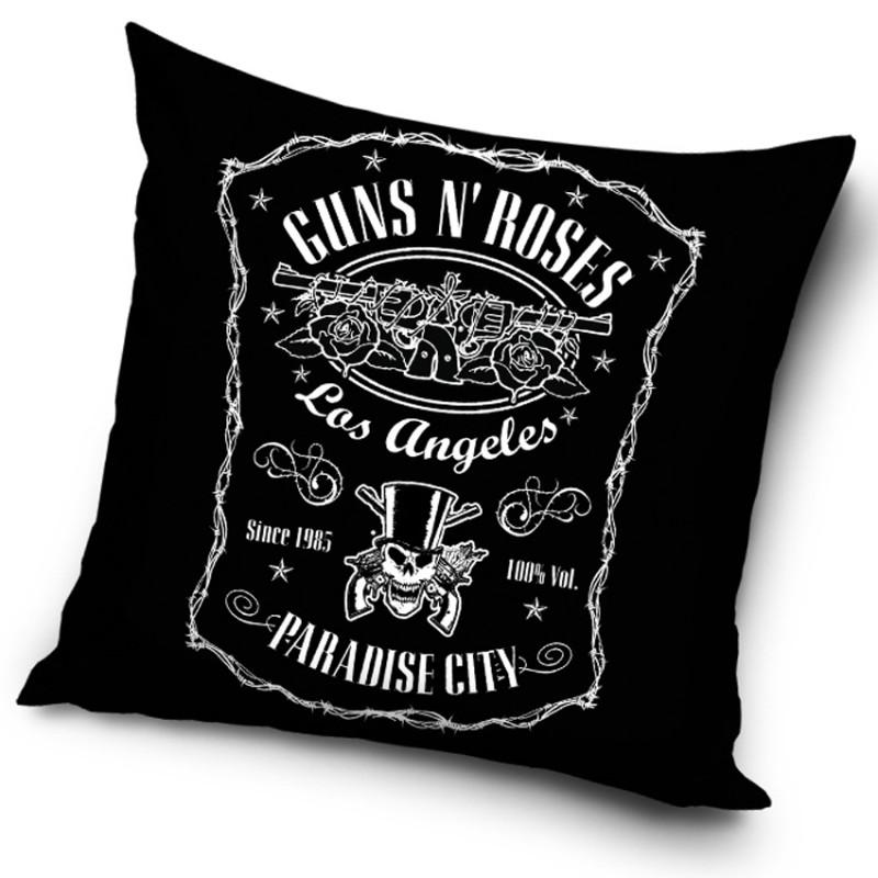 Povlak na polštář Guns N´ Roses Paradise