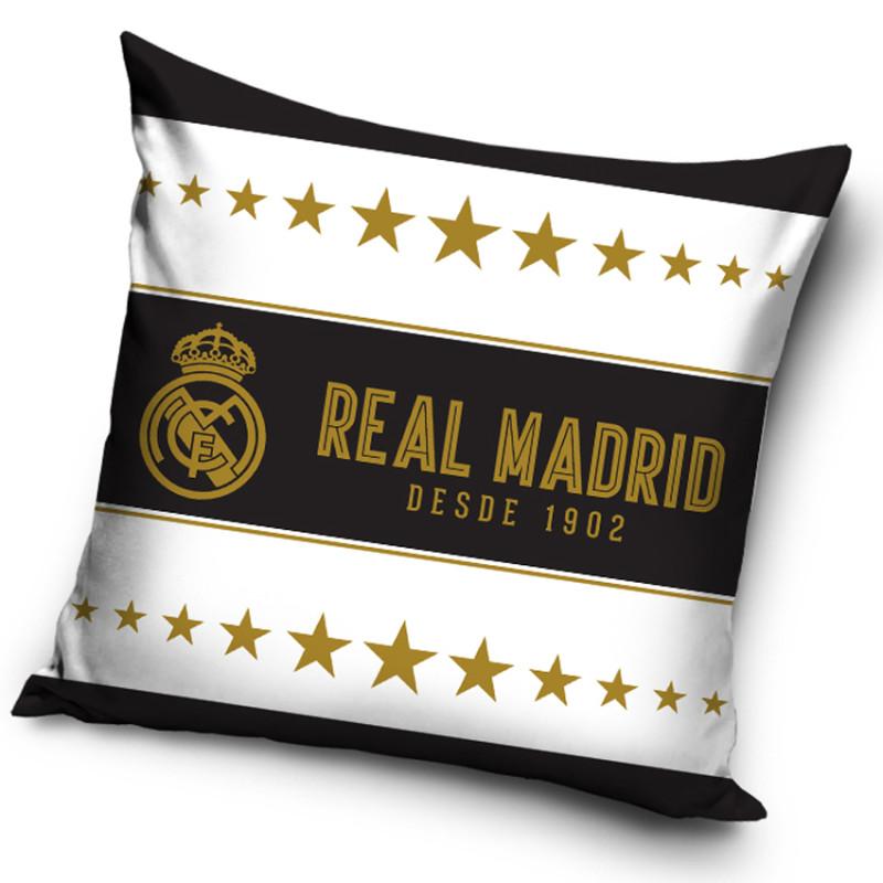 Povlak na polštář Real Madrid Gold Stars