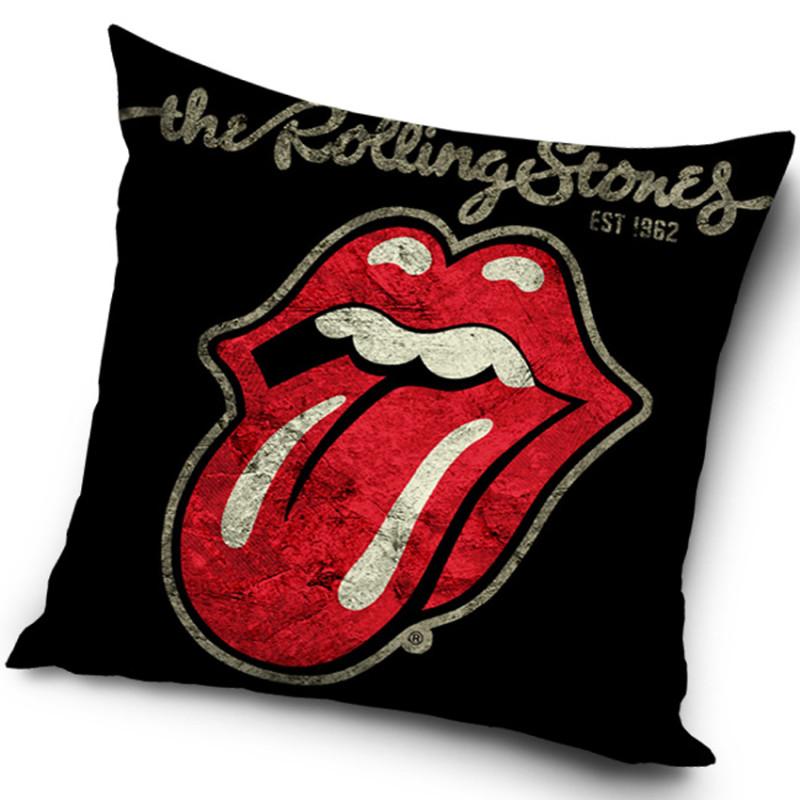 Povlak na polštář Rolling Stones