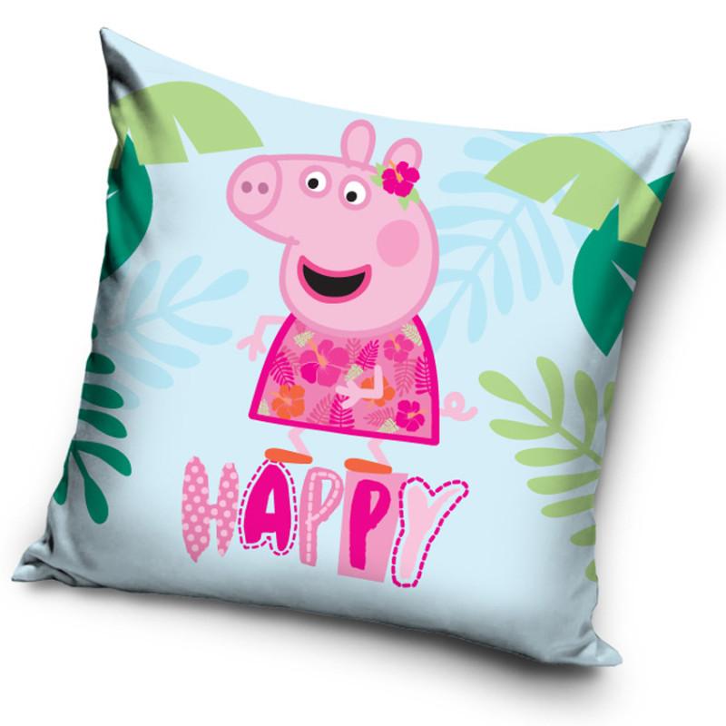 Povlak na polštářek Peppa Happy