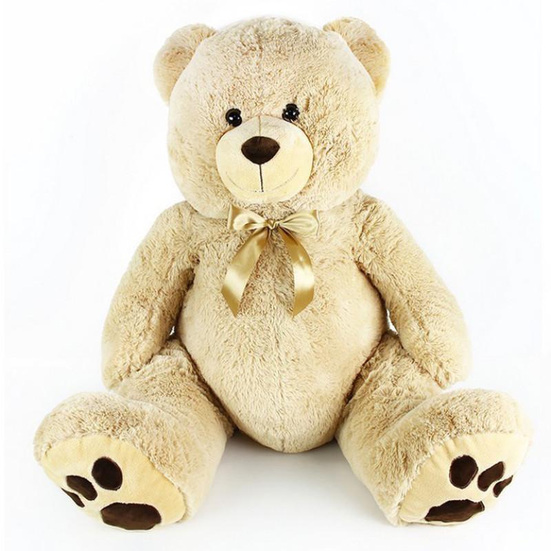 Velký plyšový medvěd Brumla, 100 cm