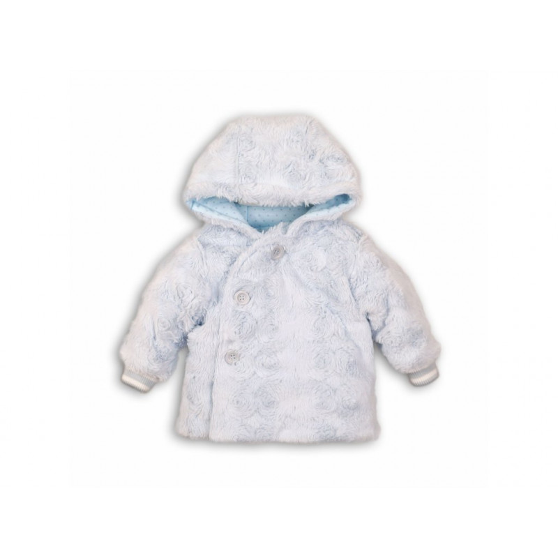 Kabátek zimní chlupatý