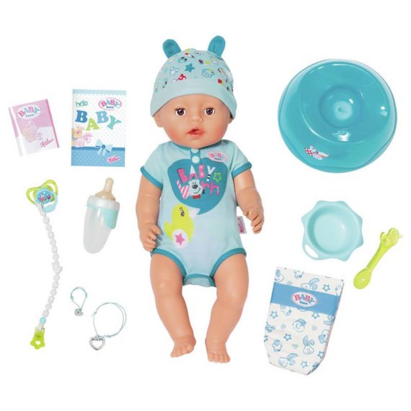 Panenka BABY born, chlapec