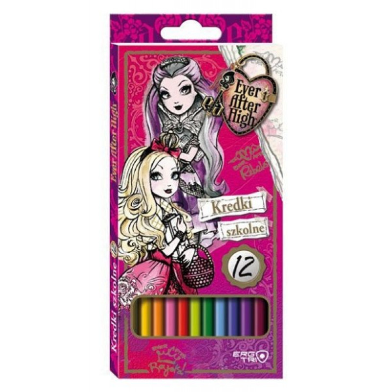 PASTELKY EVER AFTER HIGH