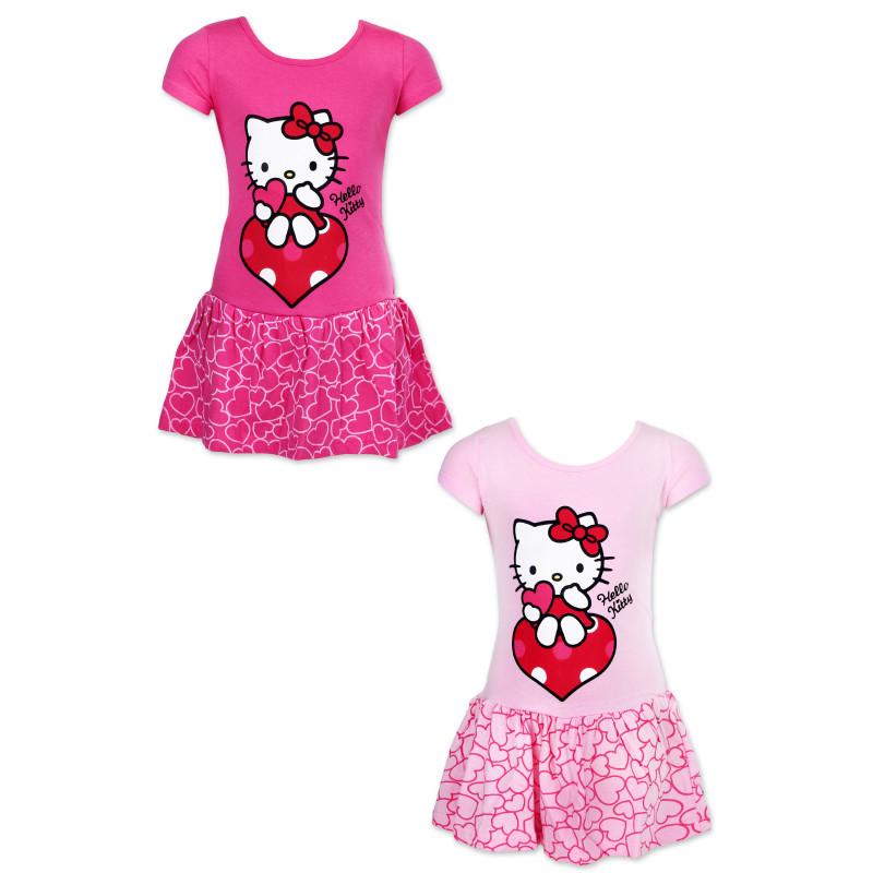 Šaty Hello Kitty
