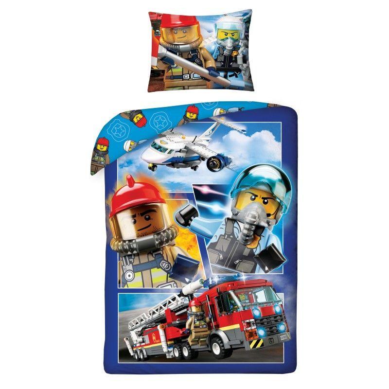Povlečení LEGO City