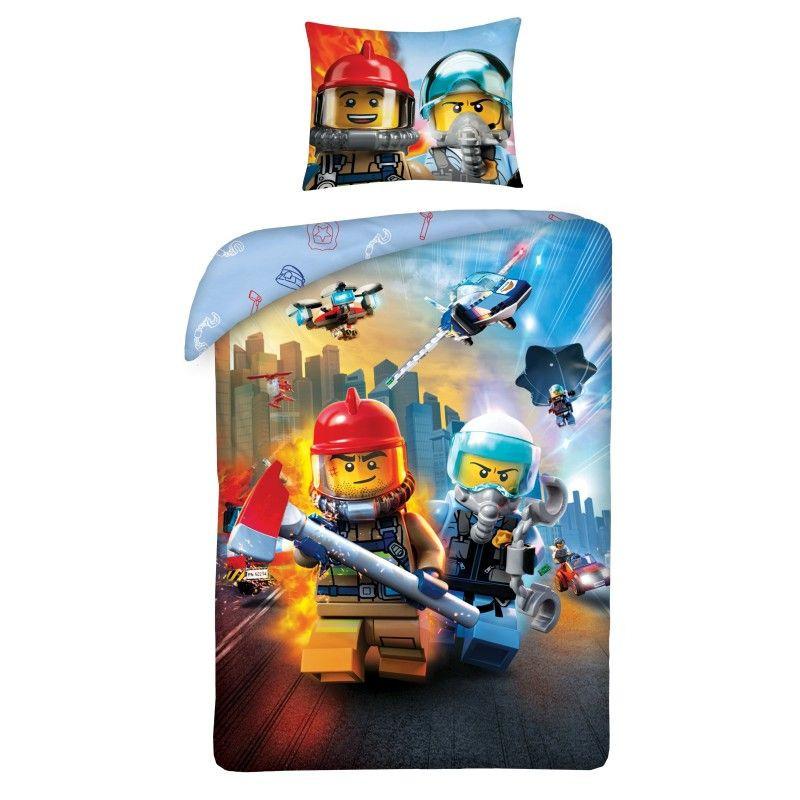 Povlečení LEGO City Zásah