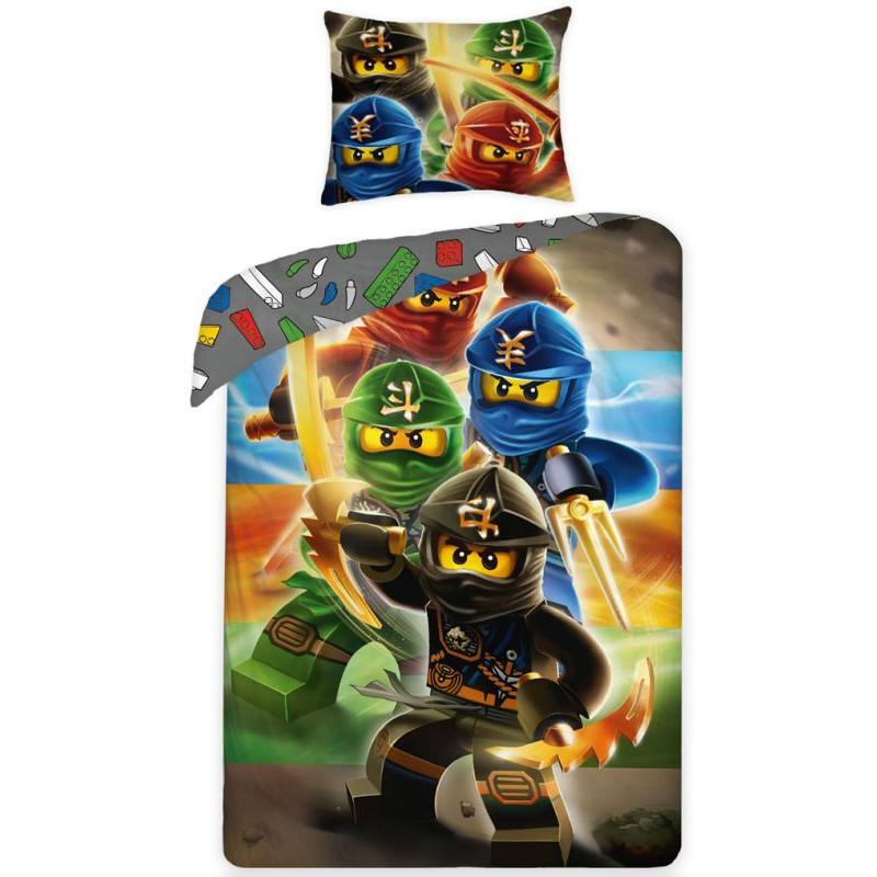 Povlečení Lego Ninjago Meče