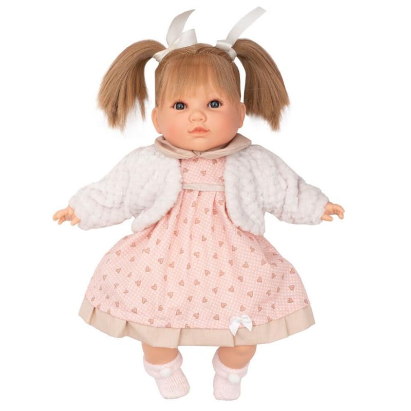 Mluvící panenka Berbesa Natálka