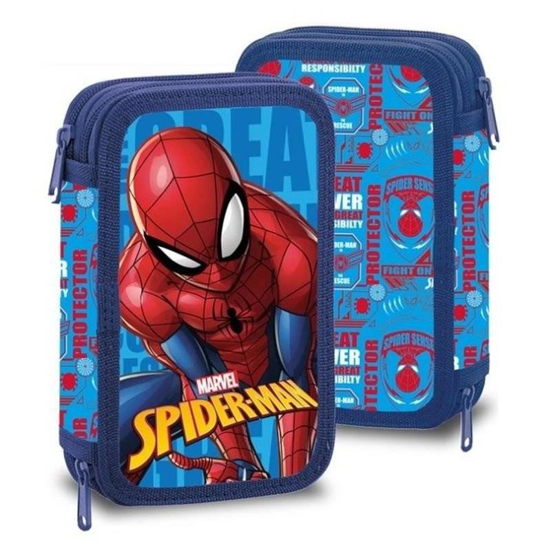 Penál Spiderman plný