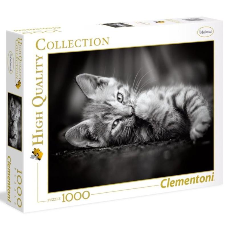 Puzzle Kotě 1000 dílků